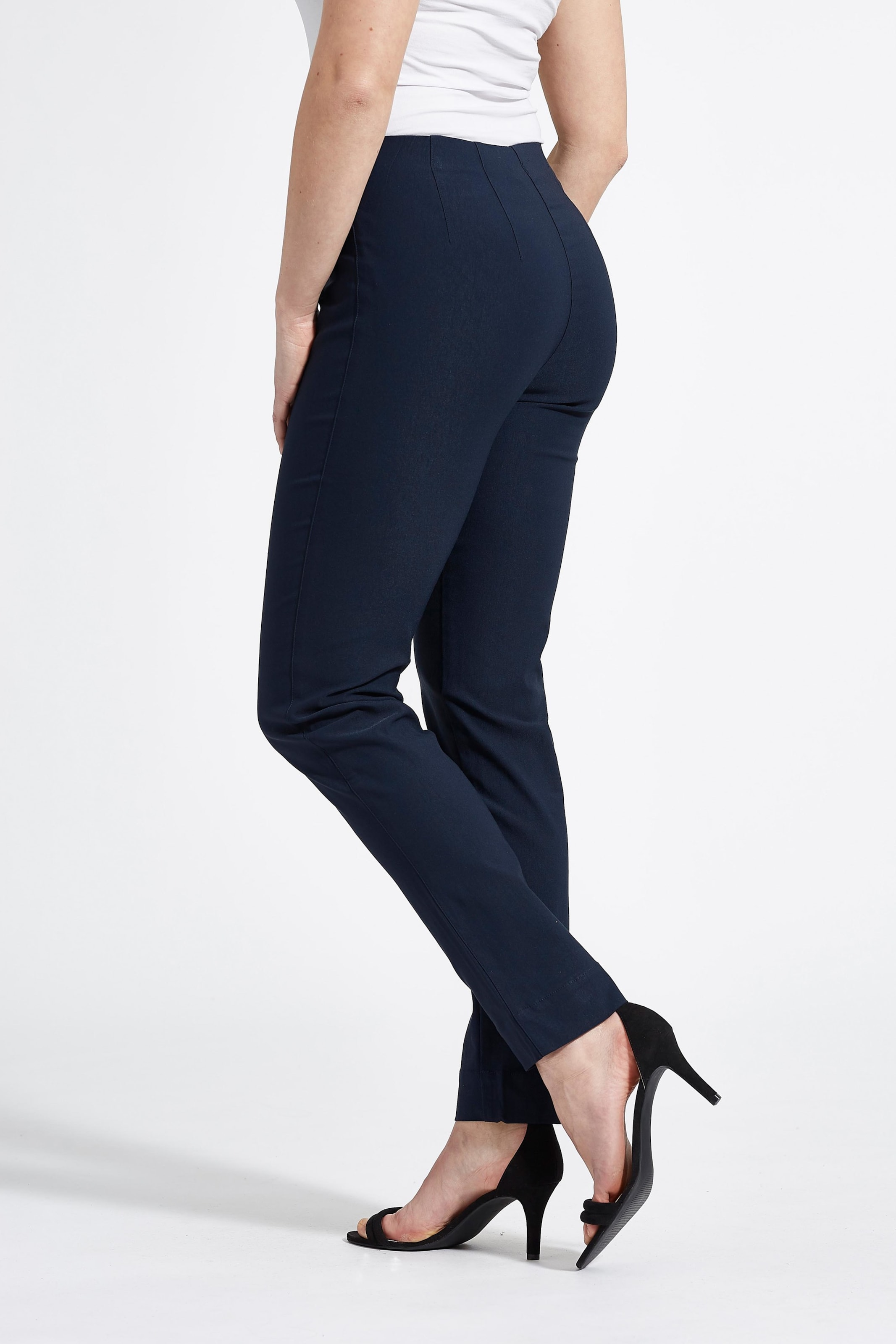 'betty' Stoffhose In Laurie Laurie Navy mnwN80