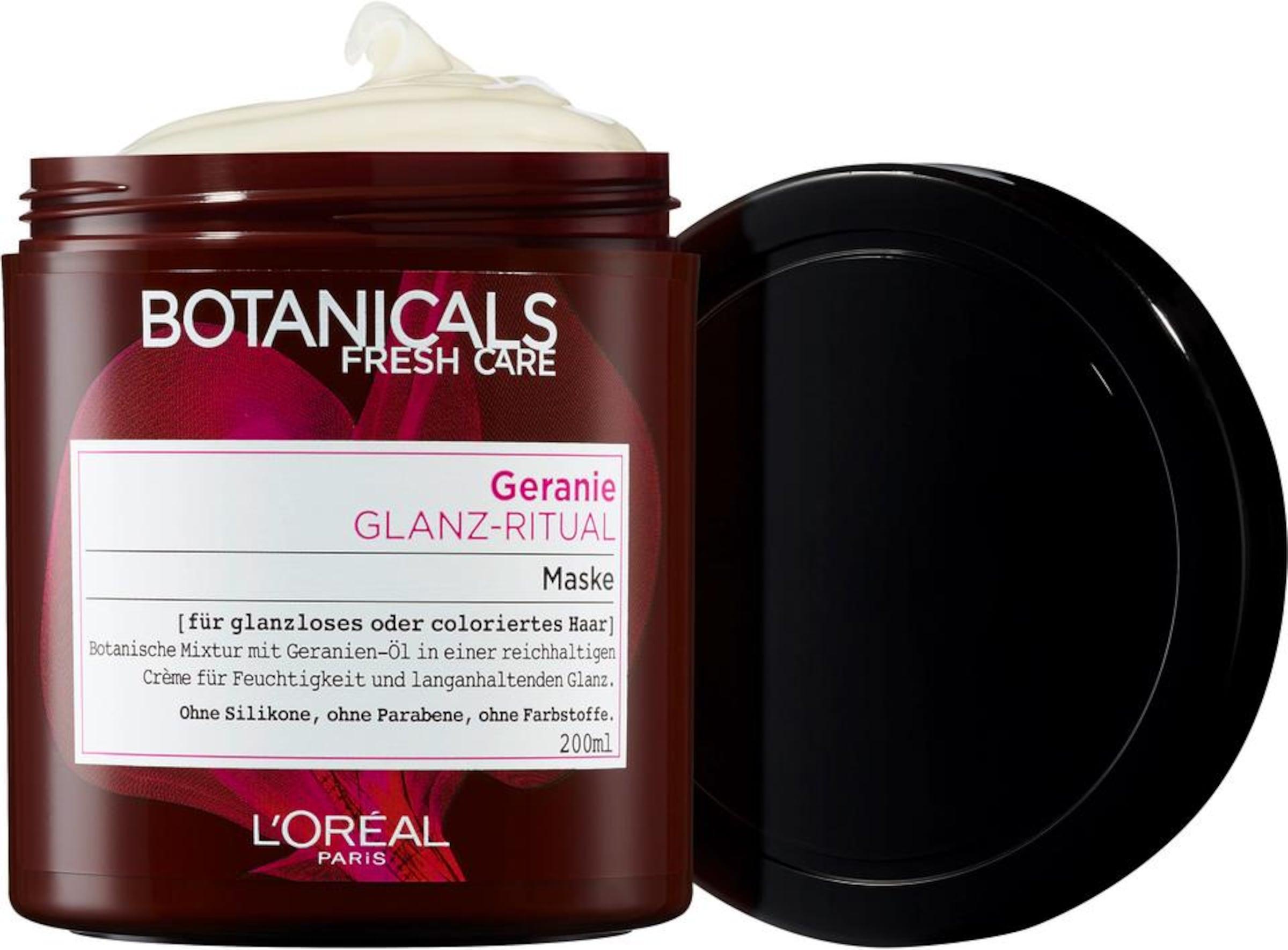 L'Oréal Paris Botanicals Farbheilung, Haarmaske