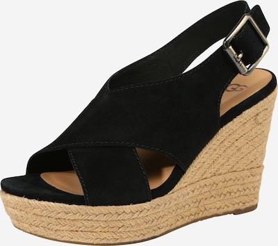 Sandale 'Harlow' UGG pe negru, Vizualizare produs