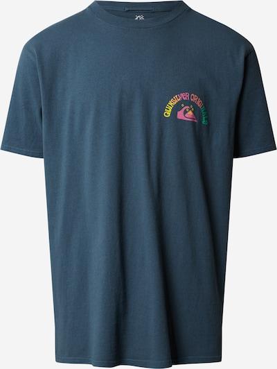 QUIKSILVER Funkční tričko 'Oggoldendazess' - petrolejová, Produkt