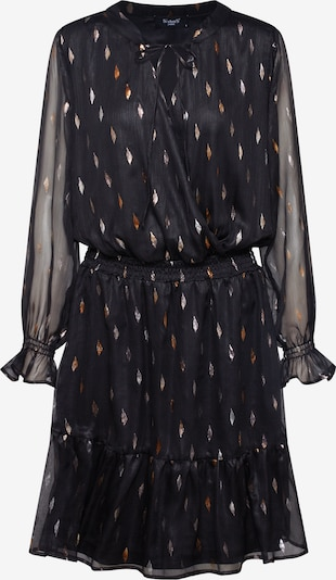SISTERS POINT Kleid 'VUA-DR' in gold / schwarz, Produktansicht