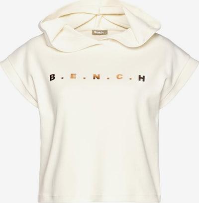 BENCH Shirt in creme / kupfer, Produktansicht