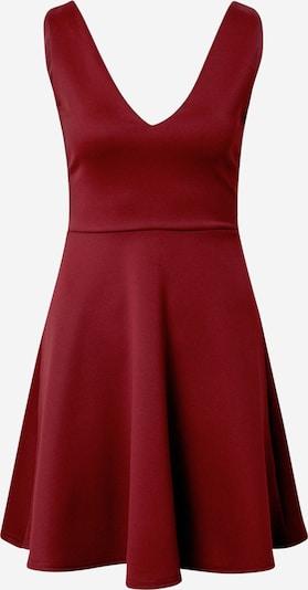 SISTERS POINT Kleid 'Nando' in bordeaux, Produktansicht