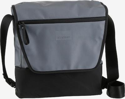 STRELLSON Umhängetasche in grau / schwarz, Produktansicht