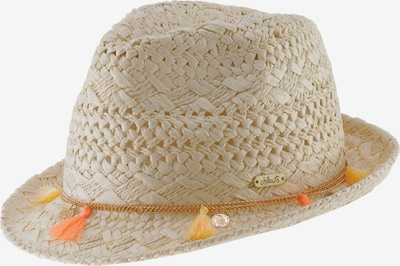 chillouts Hat 'Formosa' in Beige / Orange, Item view