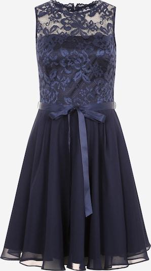 SWING Cocktailkleid mit Spitze in dunkelblau, Produktansicht