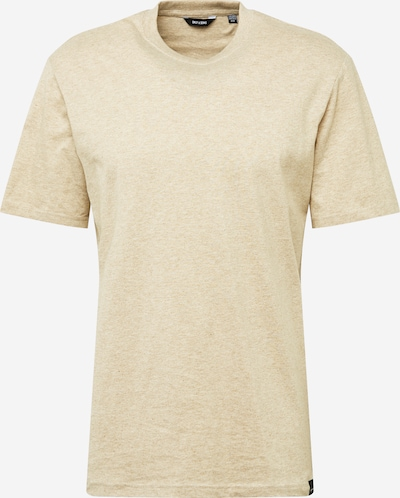 Only & Sons T-Shirt 'Antonio' in beige: Frontalansicht