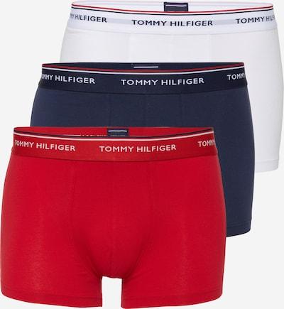 TOMMY HILFIGER Boxerky - námornícka modrá / červená / biela, Produkt