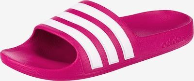 ADIDAS PERFORMANCE Plážová/koupací obuv 'Adilette Aqua' - pink / bílá, Produkt