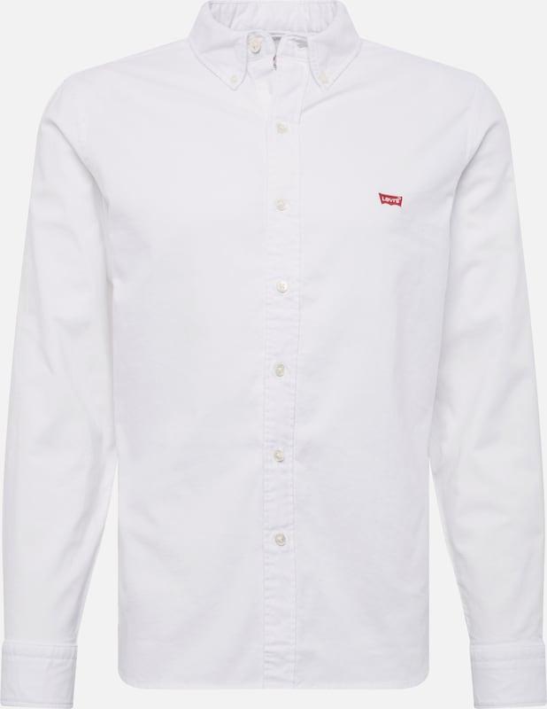 En 'housemark' Blanc Levi's Chemise Levi's N0v8wmn