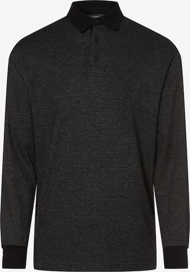 Mc Earl Poloshirt in anthrazit / schwarz, Produktansicht