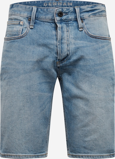 Jeans DENHAM pe denim albastru, Vizualizare produs