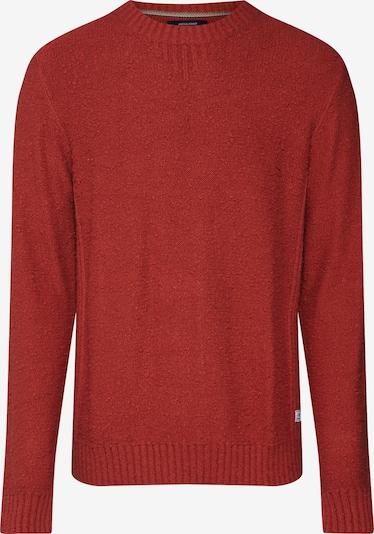 JACK & JONES Pullover 'MILO in rot, Produktansicht