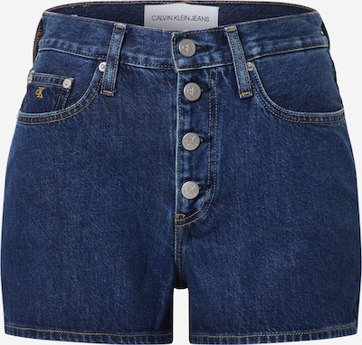 Calvin Klein Jeans Shorts in blue denim, Produktansicht