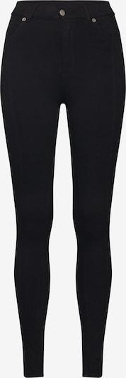 Dr. Denim Jeans 'Moxy' in black denim, Produktansicht