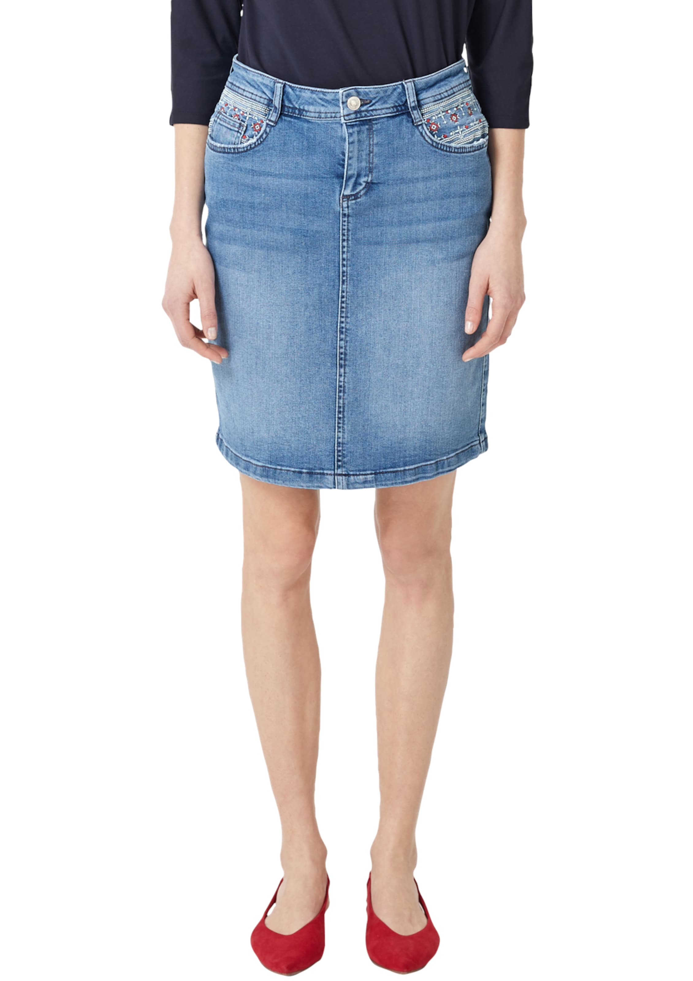 Denimrock Hellblau oliver In Label S Red CtQrsdh