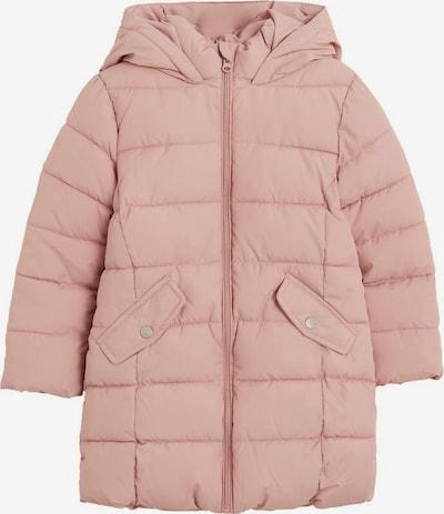 MANGO KIDS Mantel in pink, Produktansicht