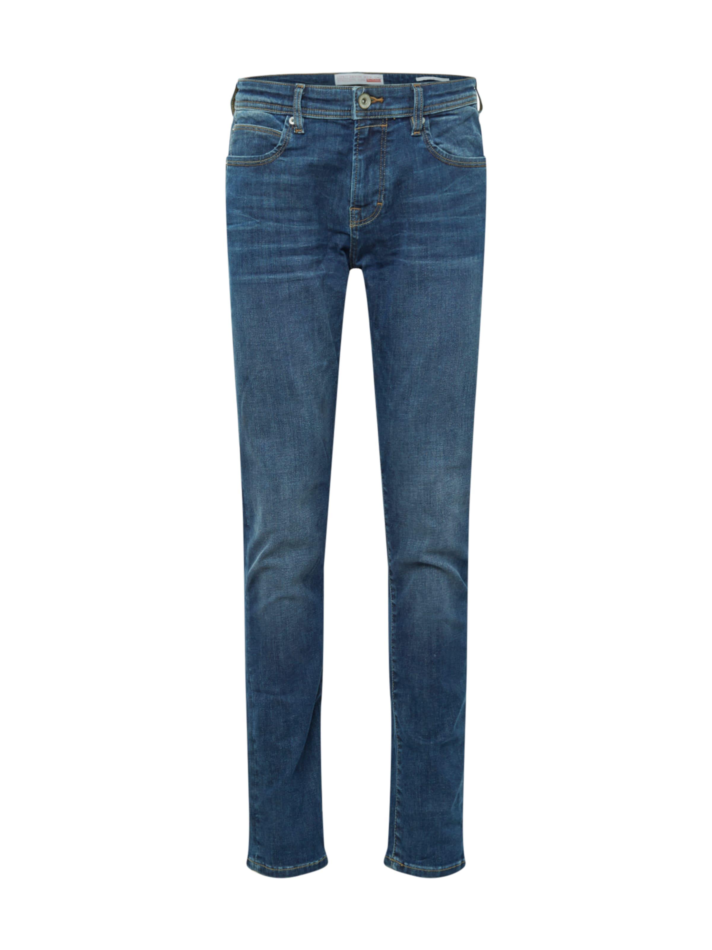 Pants' Esprit Slim Jean En 'rcs Bleu Dynami Denim 80mnNvw