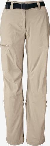 Maier Sports Outdoor Pants 'Lulaka' in Beige