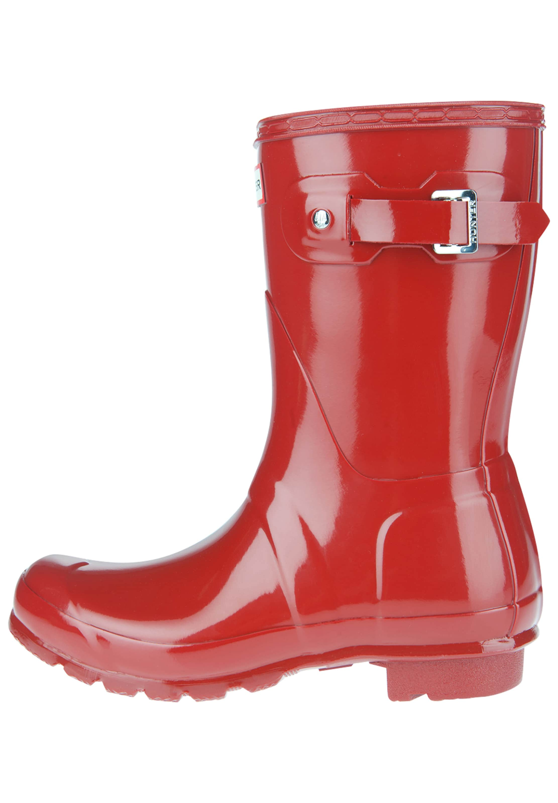 HUNTER Stiefel Wmn Org Short Gloss WFS1000RGL