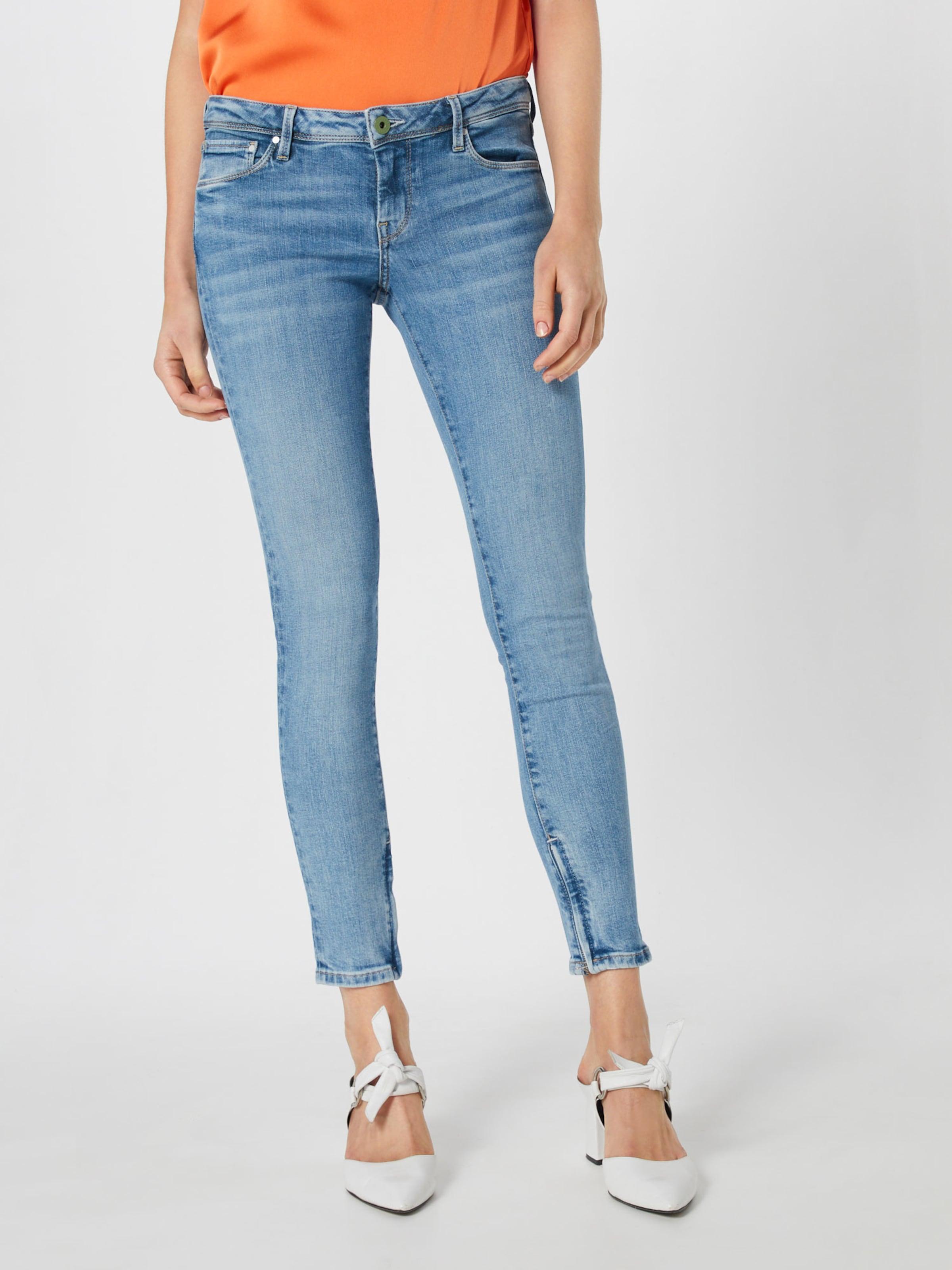 Denim Jeans 'cher' Jean En Bleu Pepe 9IDeEHWY2