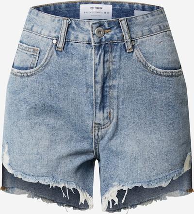 Cotton On Jeans 'HARLEY' in de kleur Blauw / Blauw denim, Productweergave