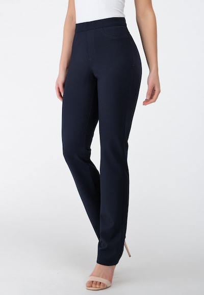 Recover Pants Jerseyhose in dunkelblau: Frontalansicht