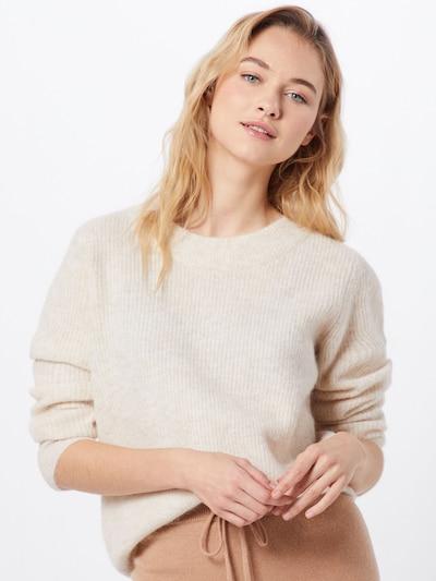 SELECTED FEMME Pullover in weiß, Modelansicht