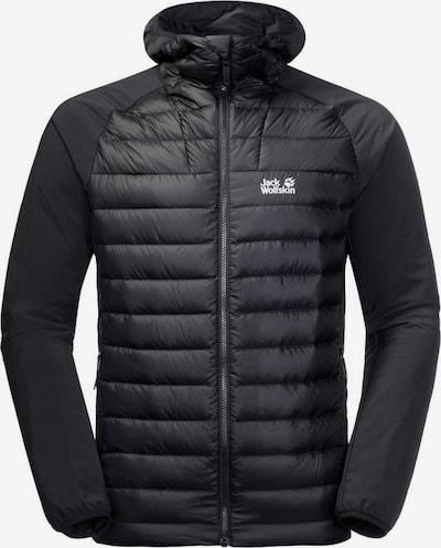 JACK WOLFSKIN Winterjas in de kleur Zwart, Productweergave