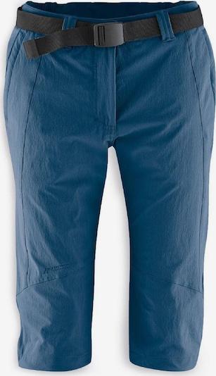 Maier Sports Short 'Da-Capri el. - Kluane' in blau, Produktansicht