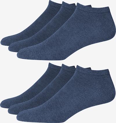 Marc O'Polo 6-Pack Sneaker Socken Ida in dunkelblau, Produktansicht