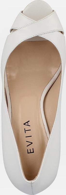 Haltbare Mode 'ELISA' billige Schuhe EVITA | Peeptoe 'ELISA' Mode Schuhe Gut getragene Schuhe 5b52a4