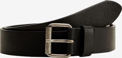 MANGO MAN Gürtel 'Javier' in schwarz, Produktansicht