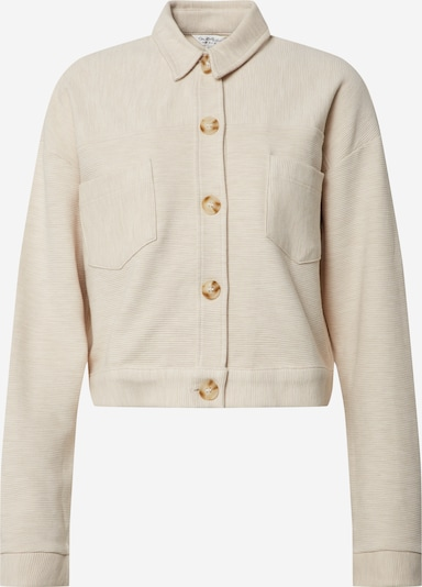 Miss Selfridge Jacke 'LS OTTOMAN JACKET' in nude, Produktansicht