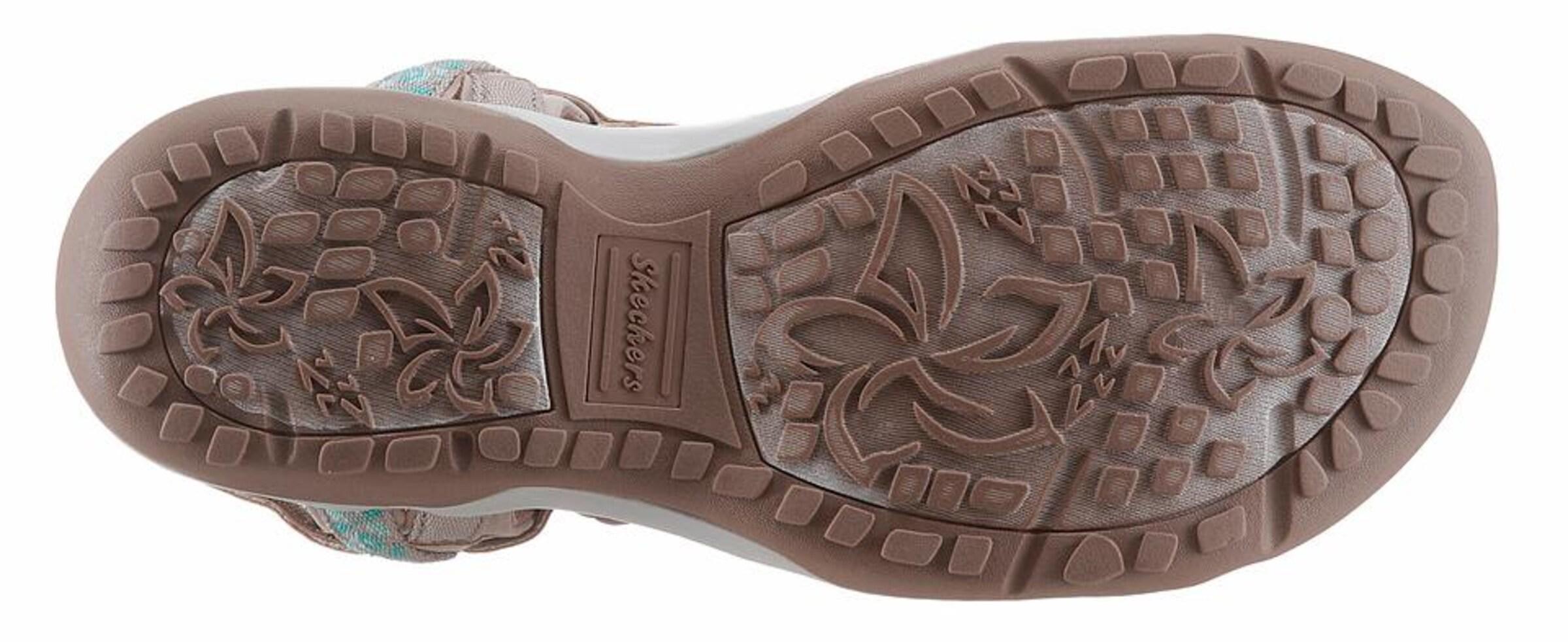 In Sandale Skechers In Skechers Sandale Taupe Sandale Taupe Skechers wnk0N8OPXZ