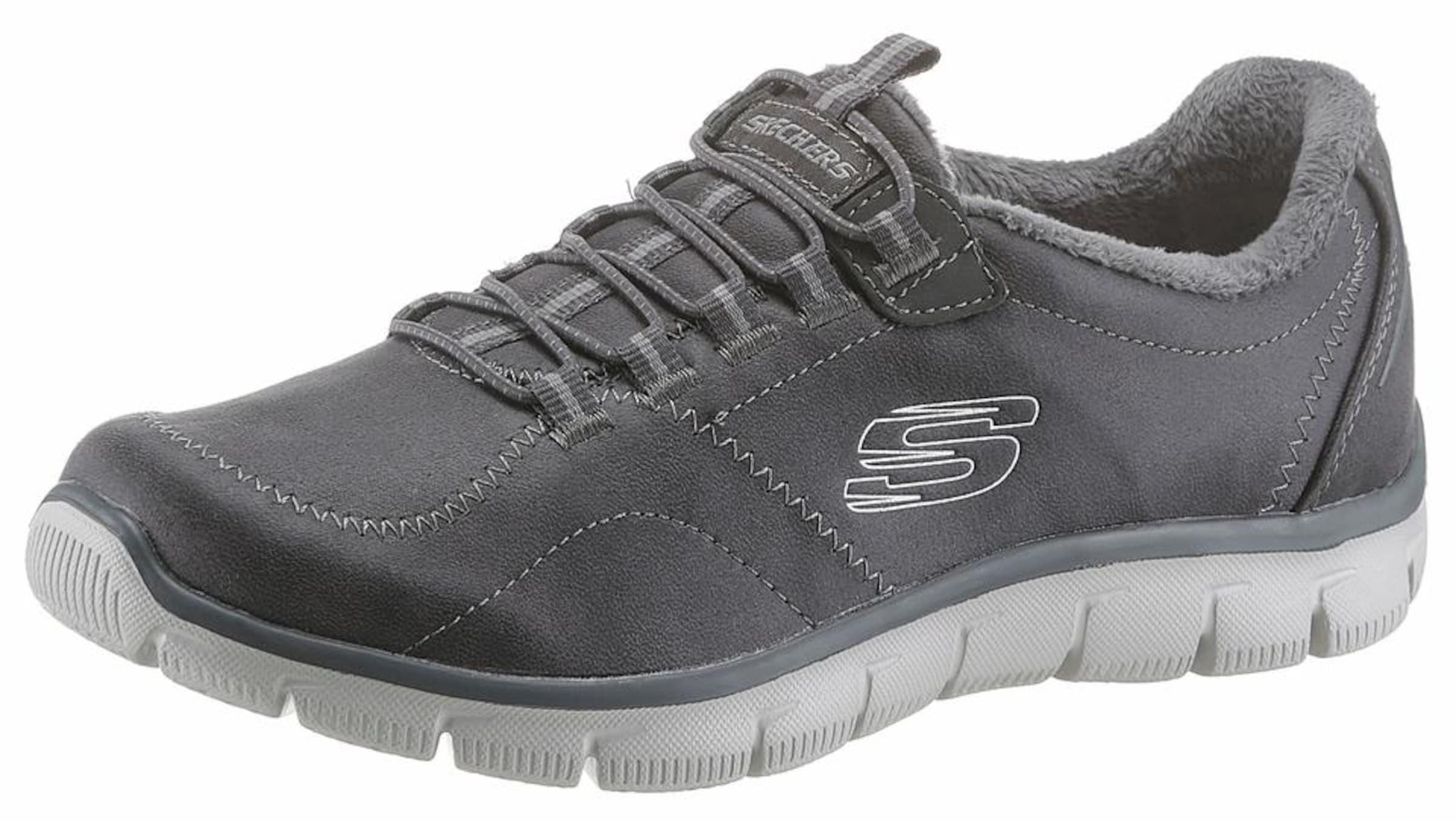 SKECHERS Empire Latest News Sneakers Hohe Qualität