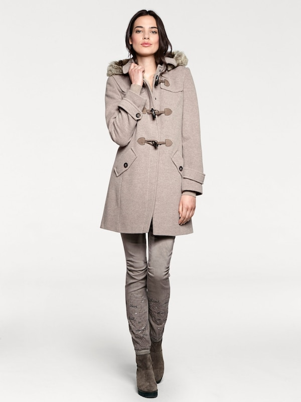 Ashley Brooke by heine Dufflecoat mit Kaschmir
