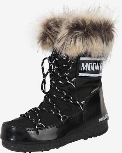 MOON BOOT Škornji za v sneg | črna barva, Prikaz izdelka