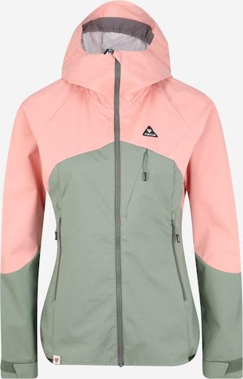 Maloja Outdoorová bunda 'Emerita' - svetlozelená / ružová, Produkt