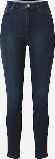TOMMY HILFIGER Jeans 'DINA' in blue denim: Frontalansicht