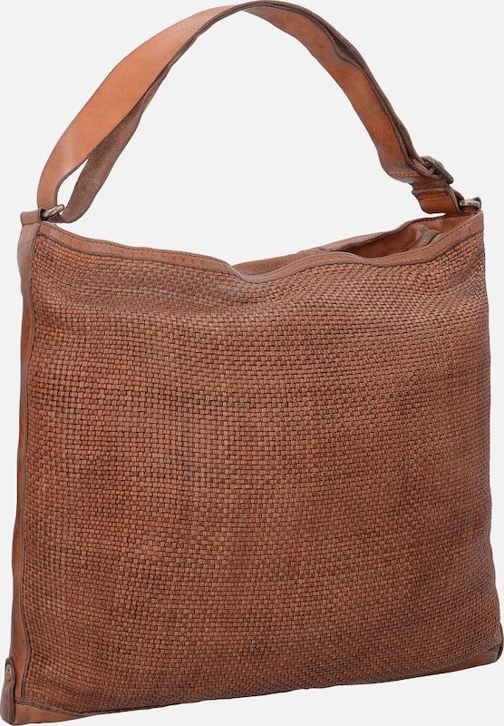 Campomaggi Prestige Edera Shopper Tasche Leder 45 cm