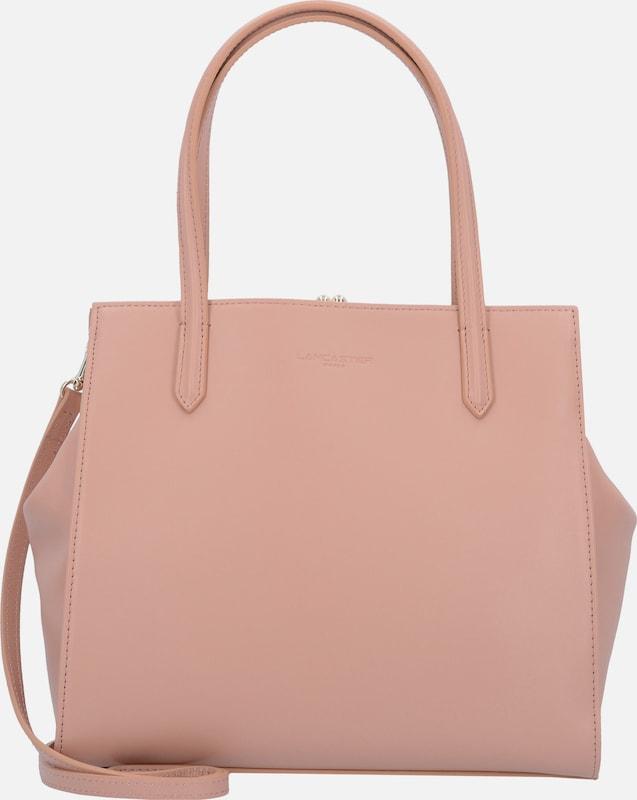 LANCASTER 'Nina' Handtasche Leder 28 cm