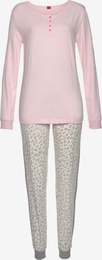 s.Oliver Bodywear Pyjama in altrosa, Produktansicht