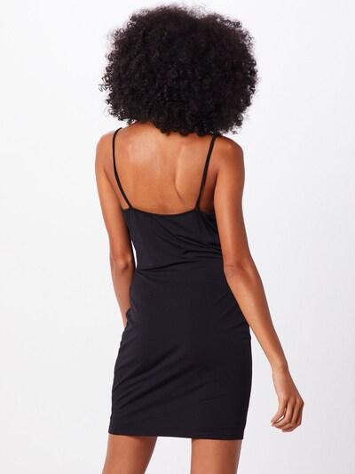 IVYREVEL Sukienka 'JERSEY MINI DRESS' w kolorze czarnym: Widok od tyłu