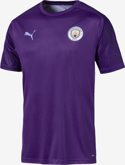 PUMA Trainingstrikot 'Manchester City FC' in lila, Produktansicht