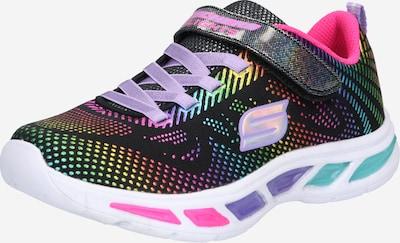 SKECHERS Sneakers in de kleur Gemengde kleuren / Zwart, Productweergave