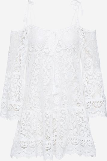 Hunkemöller Obleka za na plažo | bela barva, Prikaz izdelka