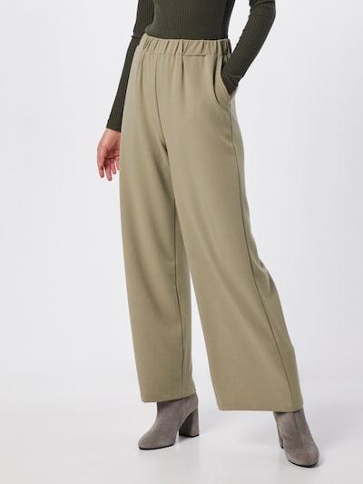 Pantaloni 'Bell' Dr. Denim pe verde, Vizualizare model