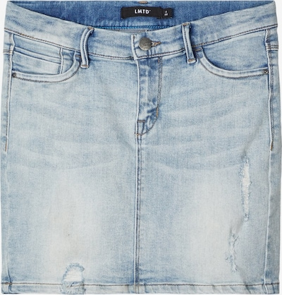 NAME IT Jeansrock in blue denim: Frontalansicht