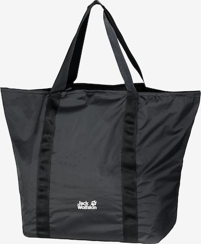 JACK WOLFSKIN Shopper in schwarz, Produktansicht